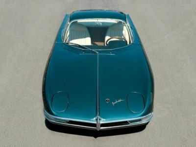 The 1963 Lamborghini 350 GTV Concept.