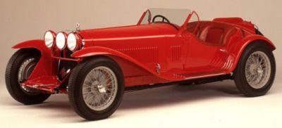 Alfa Romeo 8C 2300, 1931.