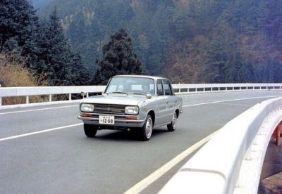 "A Mitsubishi ""New Colt"" 1200 Custom, 1968."