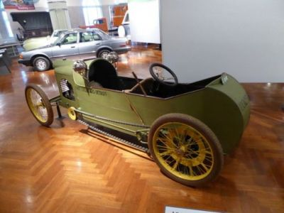 1913 Scripps-Booth Rocket cycle car