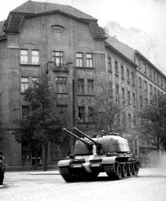 ZSU-57-2 SA, Czechoslovakia 1968
