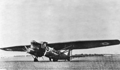 A French Farman 222 Heavy Bomber in 1940. The French air forces, much like their army, were well equipped and organized for another trench war- but when World War Two became anything but, the Farman bombers succumbed just like everything else.