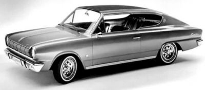 A press photo for the American Motors Rambler Tarpon Concept of 1964. This particular prototype would lead to the production of the Rambler Marlin coupé variant several years later. AMC made some very slick cars in their heyday, that's for sure!