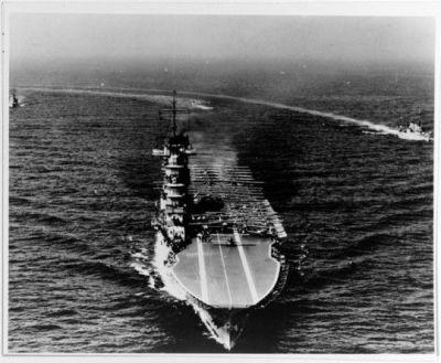 USS Saratoga, 1933.