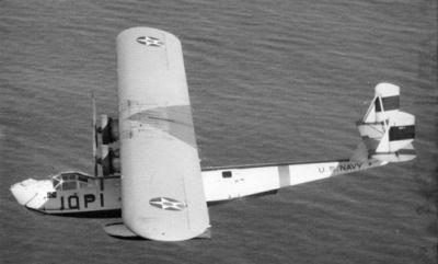 P2Y Flying Boat.