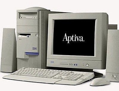 A 1994 promotional ad for the IBM Aptiva computer, a direct competitor to DELL, HP, and Gateway for consumers and businesses alike buying direct from the manufacturers to save money in the 1990's. The Aptiva was (technically speaking) very comparable to it's competitors.