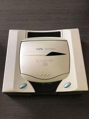 Early prototype Sega Saturn
