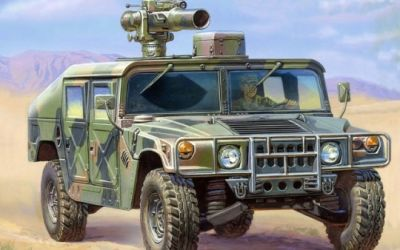 TOW Humvee