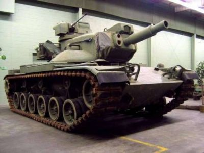 "The M60A2 ""Starship"" Patton, the advanced technology prototype that was supposed to give the tank unprecedented firepower and effectiveness in virtually any theater of war. The US Army saw the price tag, and decided against it."