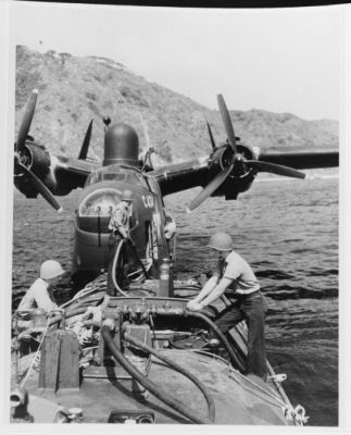 A PBM-5 Mariner 1945
