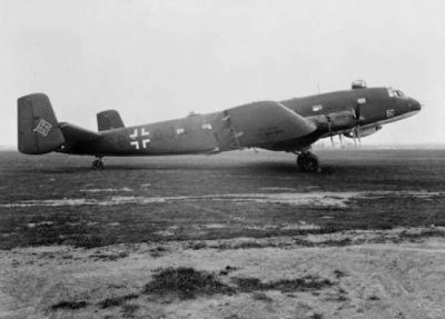 The JU-290, based on the Condor before it, was a Junkers attempt to re-purpose the remaining airliners into maritime patrol aircraft with limited success.