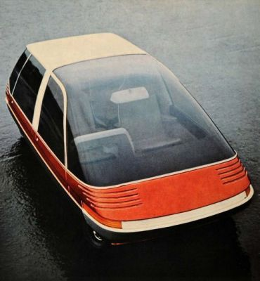 A look at the strange 1967 Triumph XL90, a futuristic microcar that (rather accurately) predicted the shape of things to come 40 years later.