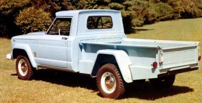 1963 Jeep Gladiator