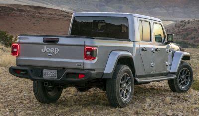 2020 Jeep Gladiator