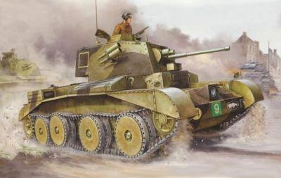 Cruiser 3 Tank