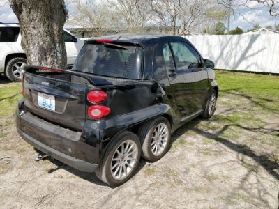 The Smart Car sacrifices virtually everything to maximize efficiency. Someone opted to compromise a bit...