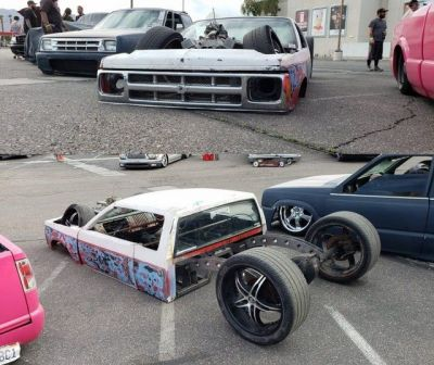 I didn't think things could get any lower for lowriders. I was wrong.