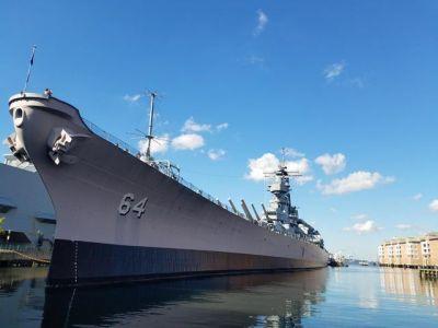 BB64, USS Wisconsin!