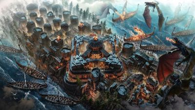 Medieval World - Alekscg Fantasy