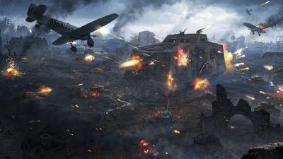 Tank War - Sun Kai