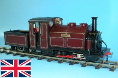 British Toy Train