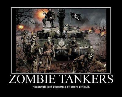 Zombie proof!