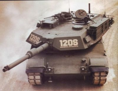 The General Dynamics M60-2000 Upgrade Package, as applied to a test vehicle. When General Dynamics purchased Chrysler Defense, they also inherited their vast array of clients still fielding the popular M48/M60 Patton series of tanks. These tanks were sold (and in some cases given in bulk) to American allies similar to how the Soviet Union had given out T-54 tanks, so there was a lucrative market of supporting and upgrading existing nations' armies. While a wide array of upgrade packages exist, this is arguably the ultimate M60 variant- featuring the turret and armament of the much larger General Dynamics M1 Abrams Battle Tank. To date, no country has taken General Dynamics up on this offer, opting for less complex (and cheaper) support and upgrade packages. A total of 17 countries still utilize the M60 Patton tank in some capacity.