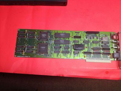 Big ol' Heathkit Zenith Data Systems CGA graphics card.